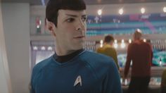 Sherlock can visit Spock until the new Star Trek comes out and we can find out who he is. Star Trek Spock, New Star Trek, Zachary Quinto, Star Trek Reboot, Sherlock Doctor Who, The Hobbit, Stars, Sterne, Star