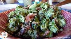 ... | Cheese Tortellini Salad, Easy Corn Fritters and Broccoli Salads
