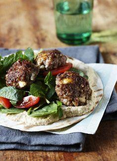 Food Crush, Tzatziki, Yummy Eats, Mediterranean Recipes, Greek Recipes, Lchf, Couscous, Broccoli, Foodies