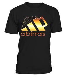 Camiseta para los amantes de la cerveza con una imitación del logo de adidas. Pulsa aquí para ver todas las campañas Nuestra tienda Online: http://camisetalandias.spreadshirt.es/