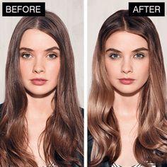Hair Contouring, gezichtsvorm verbeteren