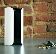 Canary smart home security device with wifi and machine learning! Very cool technology.