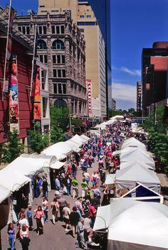 14th Annual Downtown Denver Arts Festival Memorial Week May 25-28