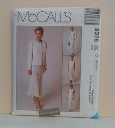 Women's Jacket Vest Pants and Skirt Size 101214 by filecutter, $4.75