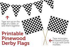 Derby flags | by verymom