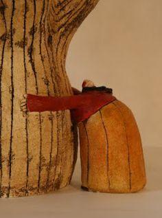 Anne-Sophie Gilloen Sculpture Art, Sculptures, Anne Sophie, Ceramic Art, Illustration Art, Art Gallery, Creations, Coups, Character