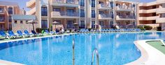 DONDE Y COMO: SOL SANCTI PETRI APARTHOTEL, un hotel para perders...