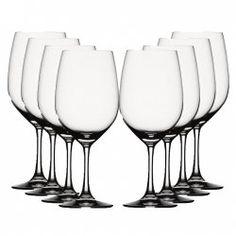 Spiegelau Red Wine Glasses. More #wine glasses at Rosehill Wine Cellars #winelover #winestorage