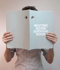 Philip Lüschen: Waiting Room Survival - Thisispaper Magazine