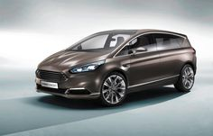 #Ford has revealed the new Ford S-MAX Concept, a new sport activity vehicle with a sharper design, advanced technology, and premium craftsmanship