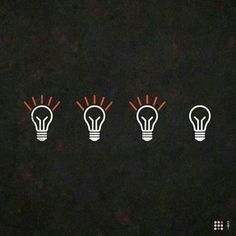 """Three lights are lit, but the føurth øne's øut."" |-/ The Judge |-/"
