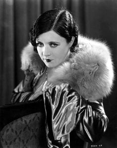 vintage original silent film movie star photo of Marie Prevost