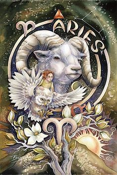 ♈ Aries:  Aries are incredible dreamers and can set their sights on visions they fulfil. Being the first sign of the zodiac Aries have a clean and clear vibration that isn't tainted by other signs. They are also 'right time' people. Susceptible to clairsentience. (The Psychic Zodiac@darkmoontarot.tumblr.com)