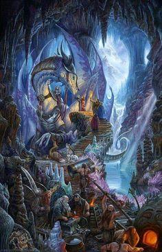 Royaume du roi dragon <3 *****