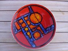Poole pottery Delphis