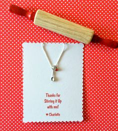 Jac o' lyn Murphy: Stirring Up Fun - Cooking Party Favors