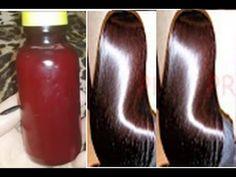 Basta 1 gota disto antes de lavar os cabelos- Resultado igual você  nunca viu! - YouTube