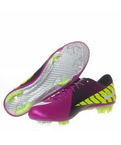 c7a191311 Nike Mercurial Vapor VII FG - RedPlum Windchill  441976-547 Sizes 9 9.5