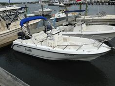We love hearing from our happy customers!   Check out our bimini top on a Boston Whaler! http://www.empirecovers.com/biminitop.aspx