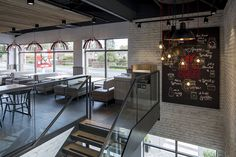 KFC's redesigned Interiors