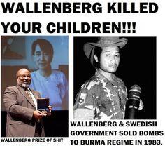 februari 2014 ~ Revealing the Swedish fascist-pedophile government Kofi Annan, United Nations, Red Cross, World History, The Unit, Humor, Sweden, Humour, Funny Photos