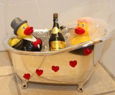 Geldgeschenk Hochzeit/ Hochzeitsreise von Gift2Go auf DaWanda.com