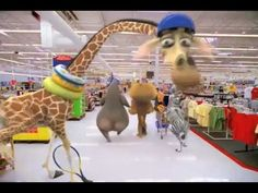 Madagascar WALMART shopping spree - YouTube The Incredibles 2004, King Shark, Shark Tale, Mcdonald's Restaurant, Film Games, Mcdonalds Toys, Bee Movie, Baskin Robbins, Dreamworks Animation