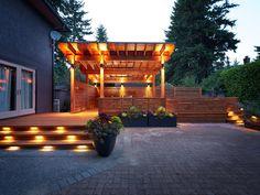 Cedar Deck Design Ideas and Tips
