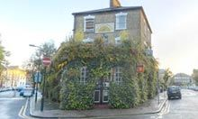 Hidden away in the back streets of Stroud Green in Finsbury Park, the ivy-covered Faltering Fullback is four pubs in one.