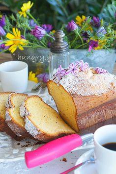 Κέικ με Ζαχαρούχο Γάλα & Ολόκληρο Λοβό Βανίλιας