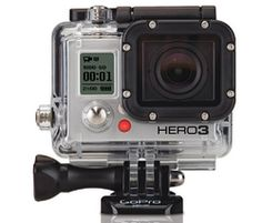 GOPRO Caméra HD HERO3 Black Edition Surf