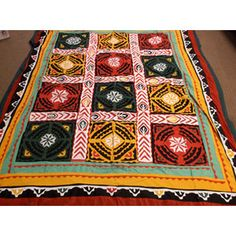 Shop Afghan Quilt Bed Sheet + 2 Pillow Cases  and other jewelry, art, coins, rugs and real estate at www.aantv.com Decorative Rugs, Quilt Bedding, Bed Sheets, Jewelry Art, Pillow Cases, Coins, Real Estate, Quilts, Blanket