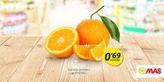 ¡Qué ricas las naranjas! ¿Cuáles son tus preferidas: las de mesa, las de zumo o las mandarinas? (en oferta hasta el 15/01)  #frutas #frutasdetermporada #naranjas