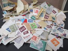 shopgoodwill.com: Lot of Assorted Stamps
