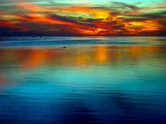 Most Beautiful Beaches Sunset | ... get away: Beautiful beaches (29 photos + 1 gif) » beaches-beautiful-4