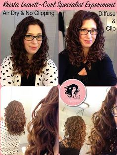 Curly Girl Secret #6 – Curl Specialist