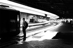 The Traveler in Showcase of Film Noir Photography