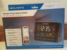 """I really love this Alarm Clock and all the features it comes with."" #review"
