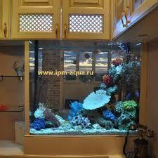Imagini pentru встроенный аквариум Aquarium, Goldfish Bowl, Aquarium Fish Tank, Aquarius, Fish Tank