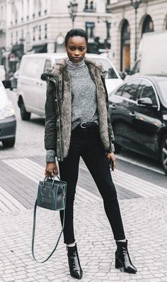 Paris Street Style & More Luxury Details