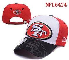 fe6d8eb7e67 San Francisco 49ers NFL Snapback Hats