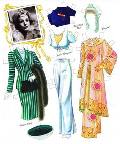 Loretta Young featuring 22 outfits from 16 films