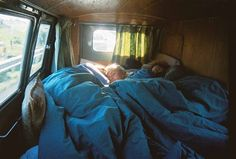 Let's go! This is a dream! To travel anywhere in a caravan with like 4 really close friends<3