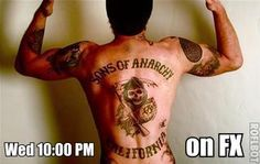 SOA tonight...Here's the weekly eye candy for all the SOA fans ...