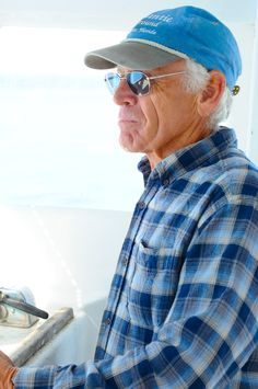 David Lunt, 8th generation Frenchboro lobsterman