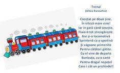 Transportation Preschool Activities, Educational Activities For Kids, Kindergarten Activities, Nursery Rhymes, Motto, Poems, Language, Pre K, Poetry