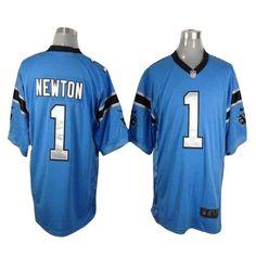 Carolina Panthers 1 Newton Blue Nike Game Jerseycheap nfl jerseys 5bf3a9a3a