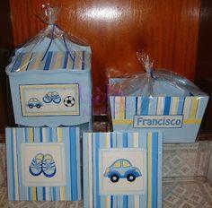 Lola Artesanías: Set para bebe pañalera, portacosmeticos y 2 cuadritos
