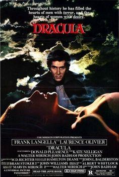 Dracula. Frank Langella is handsomely mesmerizing as Dracula.