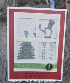 Snow Much Fun by Wonder Chica - Cards and Paper Crafts at Splitcoaststampers
